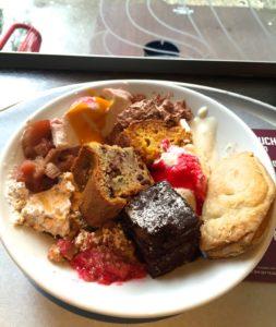 Hiltl dessert