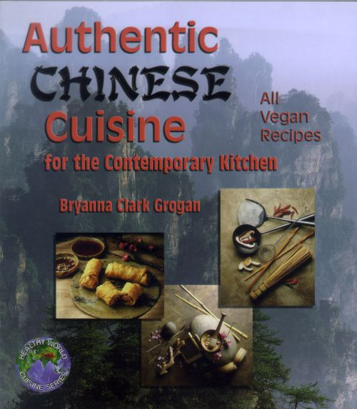 Simply vegan vrg sv the vegetarian resource group for Authentic chinese cuisine