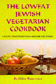 lowfat jewish vegetarian cookbook