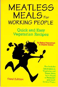 Meatless Meals for Working People Cover