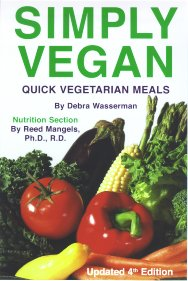 SIMPLY VEGAN COVER