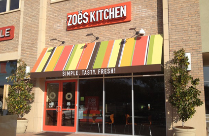 zoes - Zoes Kitchen Locations