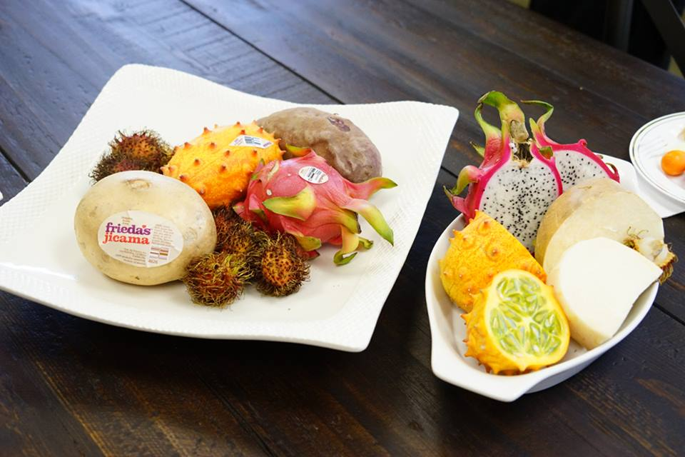 EXOTIC PRODUCE AT SYSCO | The VRG Blog