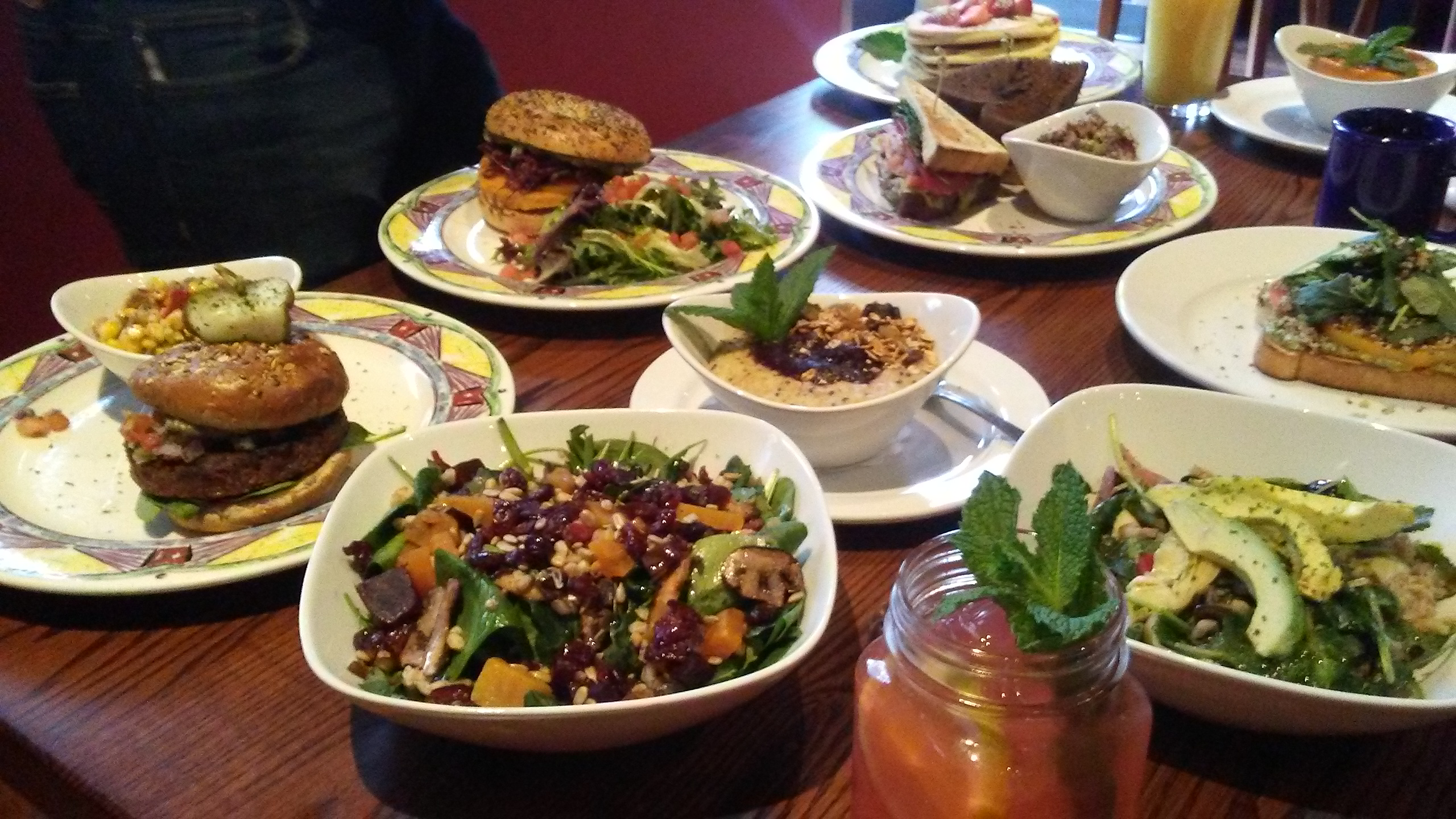 Miss Shirley S Café With Locations In Baltimore And Annapolis Maryland Pared The Greater Area Vegan Restaurant Week