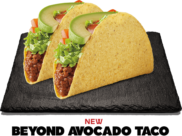 Del Taco® Vegan Beyond Tacos® Set to Go Nationwide