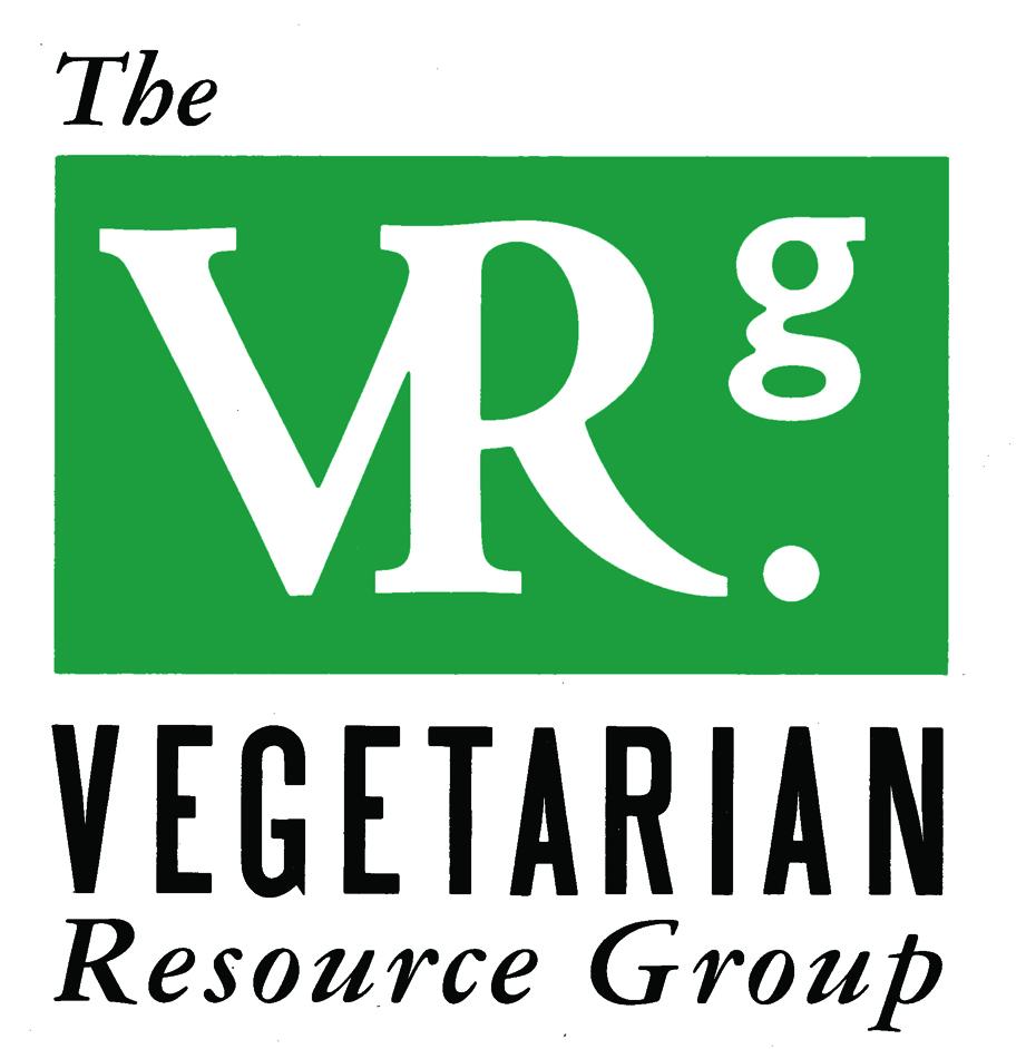 Vegan Dinner Sponsored by The Vegetarian Resource Group to be Held in Philadelphia, PA