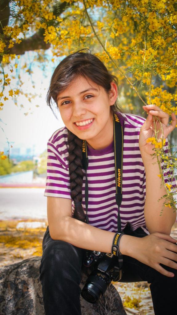 NEVADA STUDENT WINS $10,000 VEGETARIAN RESOURCE GROUP SCHOLARSHIP