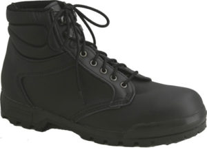 Vegan Non-Leather Safety Work Boots
