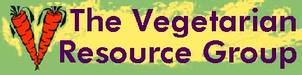 VEGETARIAN RESOURCE GROUP
