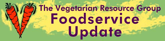 Vegetarian Journal's Foodservice Update