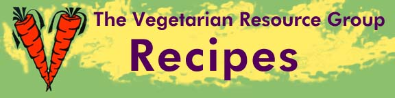 Vegetarian Resource Group Button