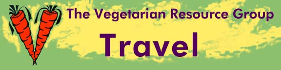 VEGETARIAN TRAVEL